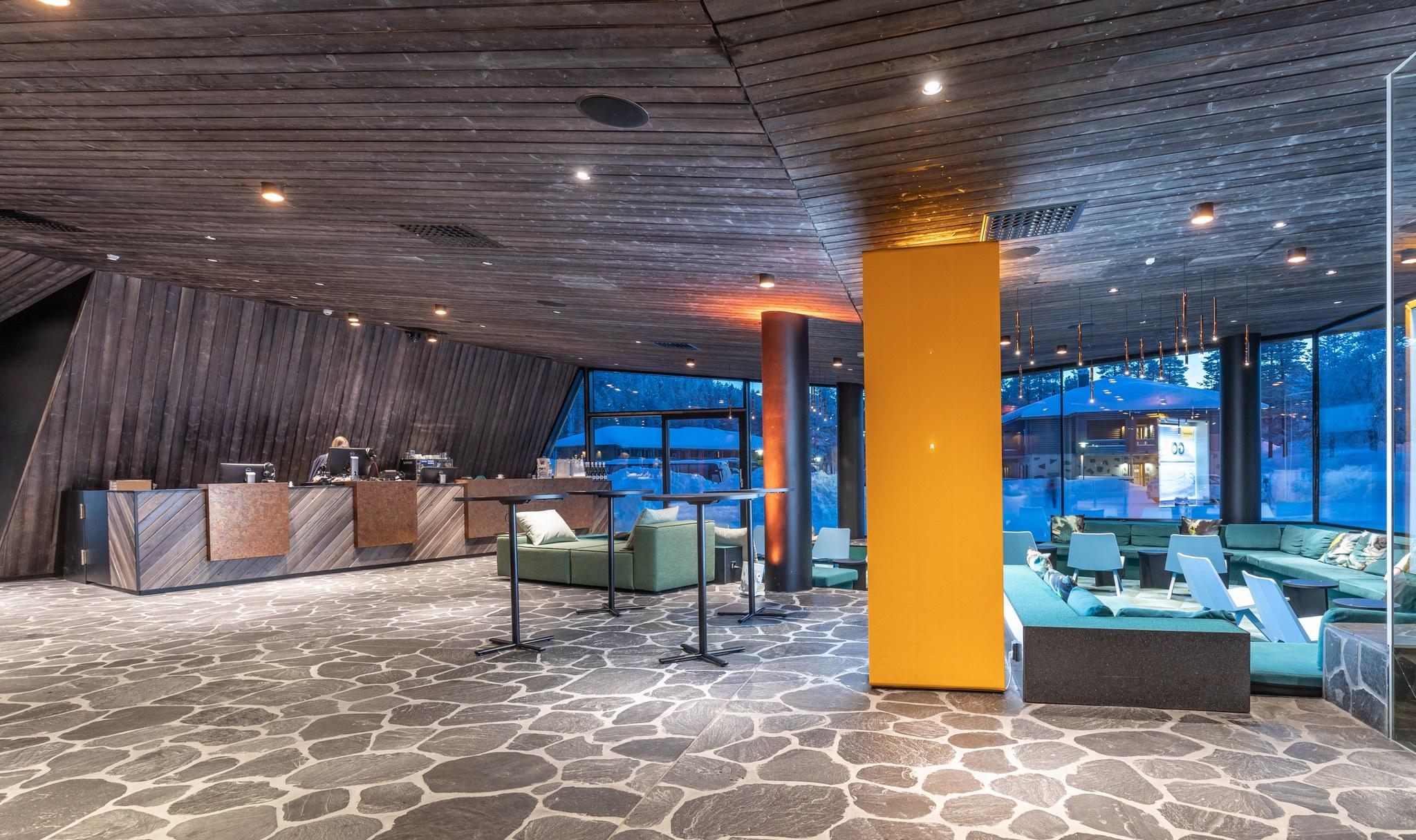 Design Hotel Levi 1 - Arno De La Chapelle