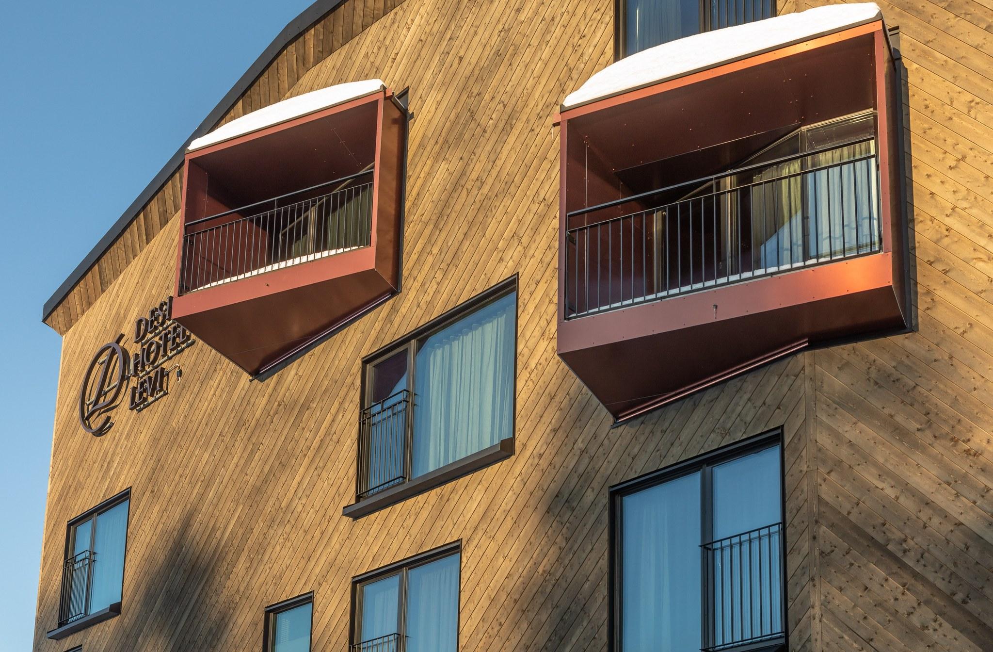 Design Hotel Levi 2 - Arno De La Chapelle