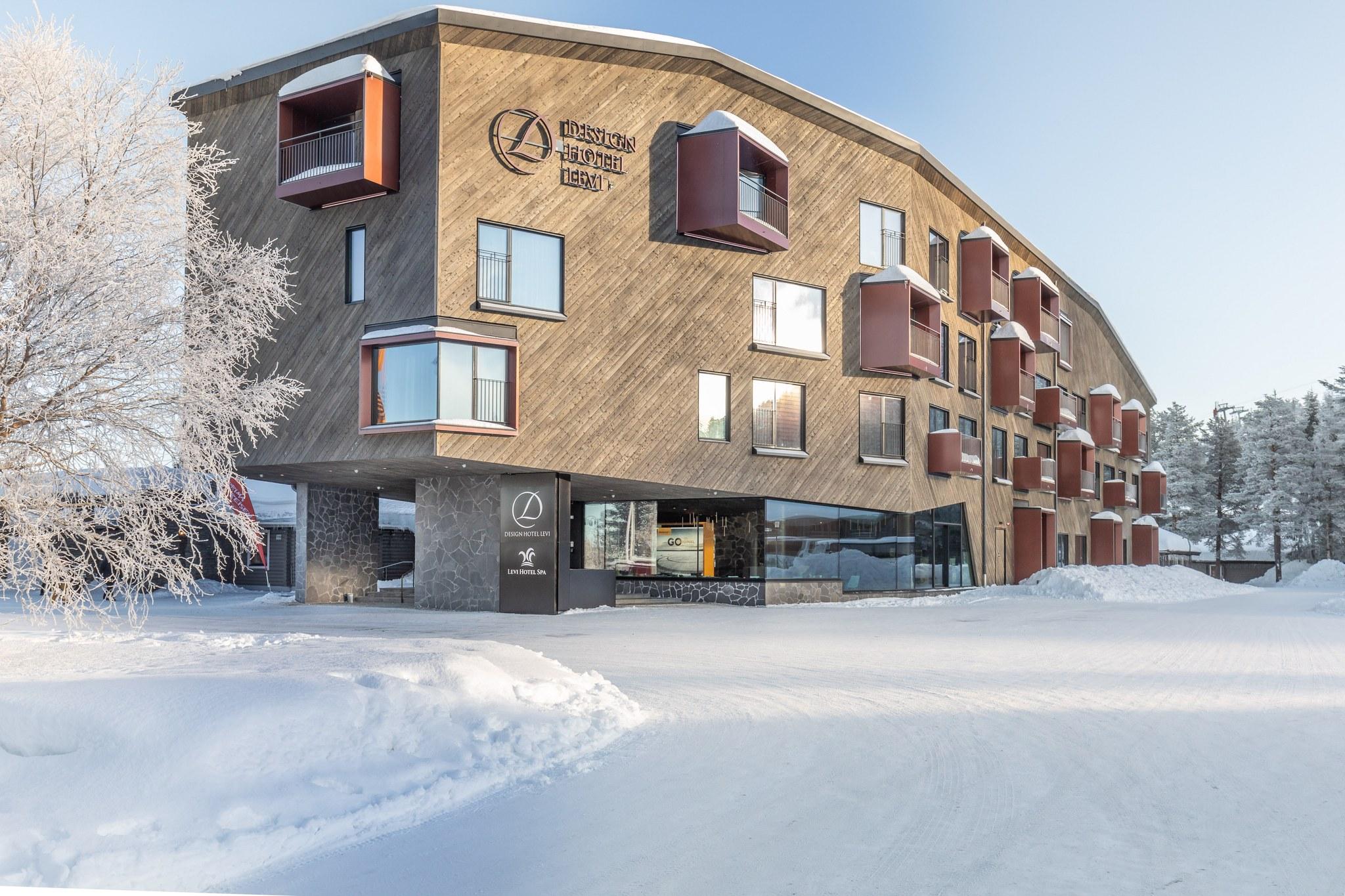 Design Hotel Levi 4 - Arno De La Chapelle