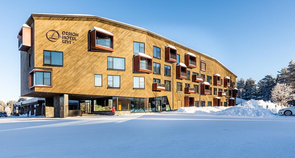 Design Hotel Levi 6 - Arno De La Chapelle