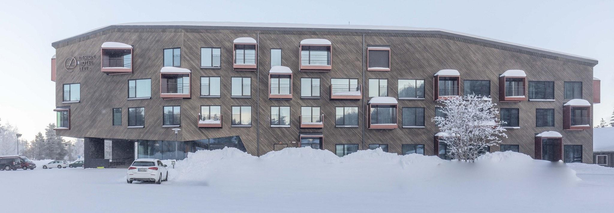 Design Hotel Levi 7 - Arno De La Chapelle