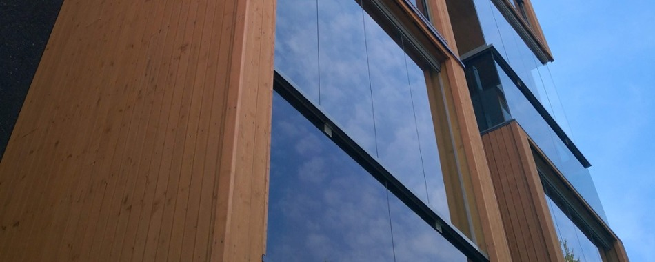 Certified CLT fire protection promotes carbon neutral construction